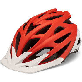 Cannondale Radius MTN Helmet red/white